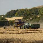 combine farm